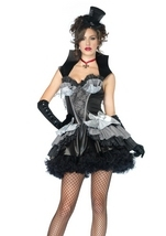 Queen Of Darkness Women Vampire Halloween Costume