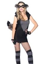 Risky Raccoon Halloween Costume
