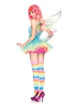 Rainbow Fairy Halloween Costume