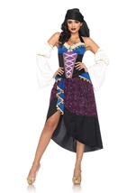 Tarot Card Gypsy Woman Costume
