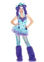 Polka Dotty Women Costume