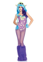 Flirty Gerty Women Sexy Halloween Costume