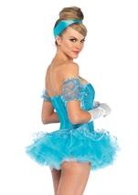 Princess Cinderella Corset Woman Sexy Halloween Costume