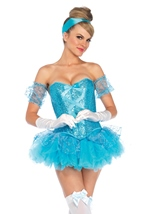 Princess Cinderella Corset Woman Sexy Costume