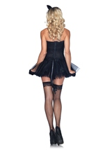 Adult Black Cat Babe Woman Costume