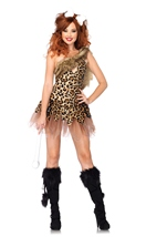 Cave Girl Cutie Women Halloween Costume