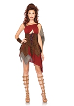 Adult Deadly Huntress Women Costume