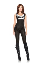 Swat Bombshell Woman Costume