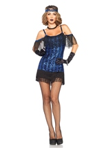 Gatsby Flapper Woman Costume