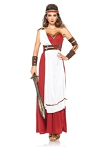 Spartan Goddess Woman Warrior Costume