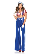 Ship Shape Sailor Woman Costume