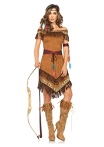 Native Princess Woman Costume