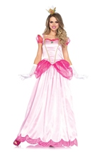 Classic Pink Princess Woman Costume