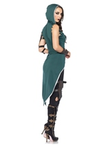 Rebel Robin Hood Woman Halloween Costume