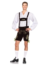 Adult Oktoberfest Lederhosen Men Costume