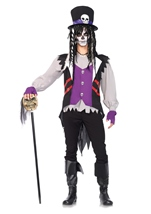 Voodoo Priest Men Costume