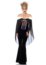 Bewitching Evil Queen Woman Costume