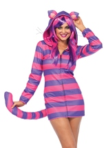 Cozy Cheshire Cat Woman Costume