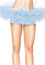 Light Blue Women Tutu