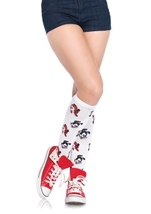 Animaniacs Knee Socks