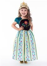Coronation Girls Alpine Princess Costume