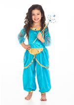 Arabian Princess Girls Book Day Costume