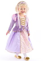 Kids Rapunzel Girls Adventure Princess Costume