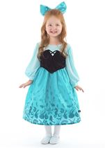 Mermaid Day Dress Girls Princess Costume