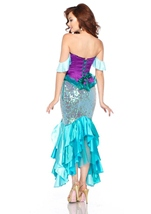 Disney Princess Ariel Woman Mermaid Halloween Costume
