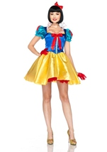 Snow White Disney Princess Woman Costume