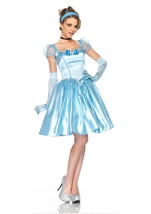 Disney Princess Cinderella Classic Sassy Woman Halloween Costume