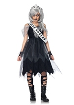 Scary Zombie Prom Queen Costume