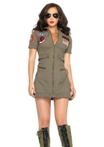 Top Gun Flight Women Dress