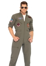 Top Gun Men Flight Suit