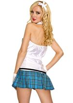 Adult Deans Pet Woman School Girl Costume