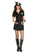 Officer Woman Costume