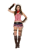 Gun Slinging Hottie Woman Costume