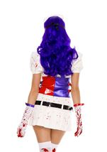 Adult Zombie Nurse Harley Woman Costume