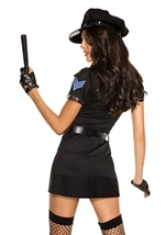 Adult Dirty Cop Woman Costume