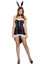 Wild Bunny Woman Costume