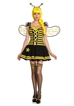 Adult Honey Bee Woman Costume