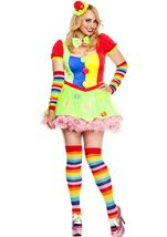 Adult Plus Size Big Top Babe Woman Costume