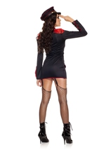 Adult Marine Captain Woman Costume