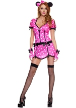 Sweetheart Mouse Woman Costume