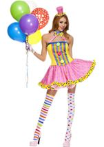 Circus Cutie Woman Costume