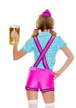 Adult Lady Lederhosen Woman Costume