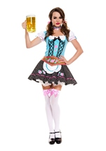 Miss Oktoberfest Woman Costume
