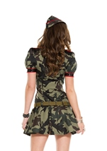 Adult Army Brat Woman Costume