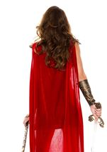 Adult Roman Warrior Woman Costume