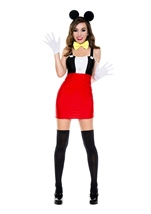 Adult Beloved Mouse Woman Costume